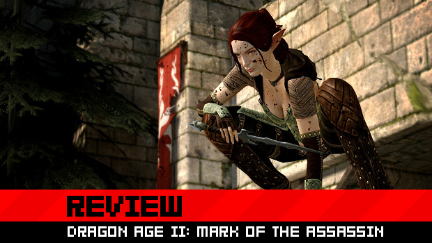 Review: Dragon Age II: Mark of the Assassin photo