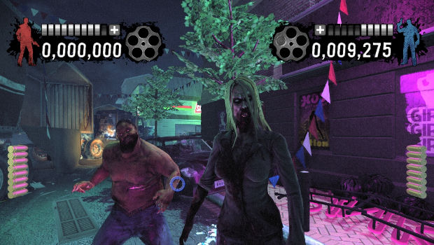 Review The House Of The Dead Overkill Extended Cut