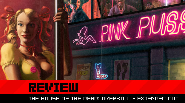 Review: The House of the Dead: Overkill - Extended Cut photo