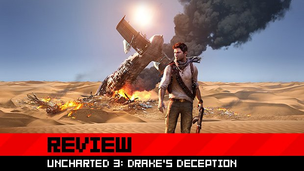 Review Uncharted 3 Drake S Deception