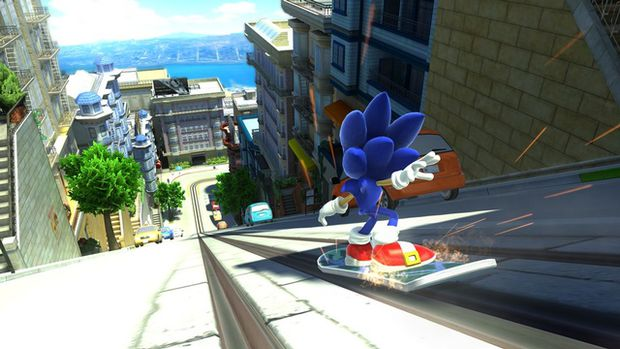 review sonic generations