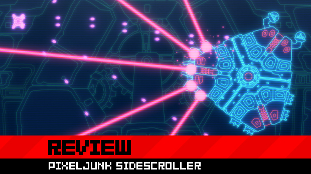 Review: PixelJunk SideScroller photo
