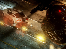 Michael Bay and Need for Speed?  It's for serial photo