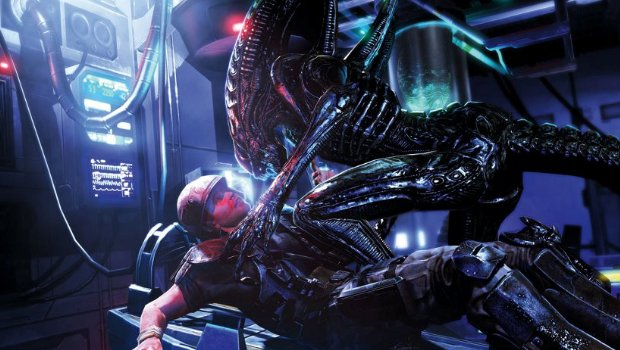 It's time for new Aliens: Colonial Marines screens ...