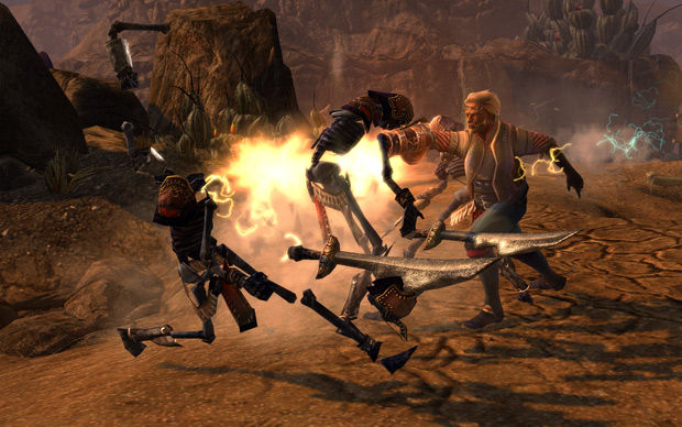 Review: Dungeon Siege III: Treasures of the Sun