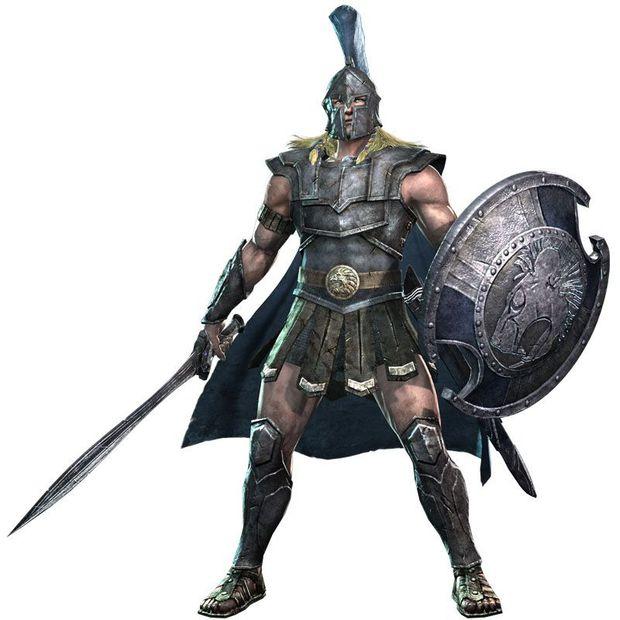 achilles games greek warriors spartans