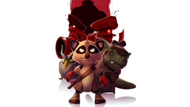 Raccoon Rising coming to iOS platforms next week photo