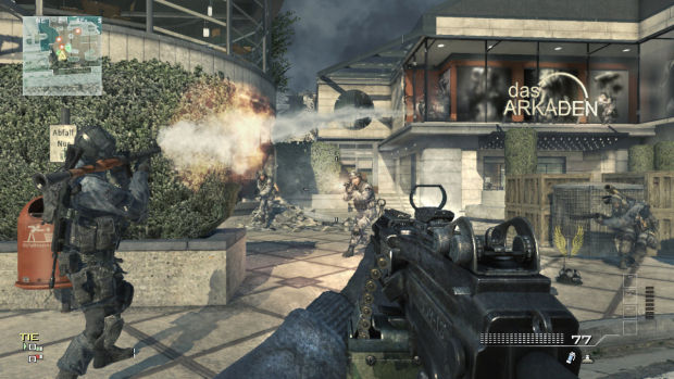 game call of duty modern warfare 3 pc full