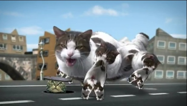 The Daily Hotness: Welcome to Kitty City screenshot