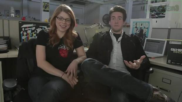 The DTOID Show: MW3 hijacked, ME3 leaked, new Zelda 3DS screenshot