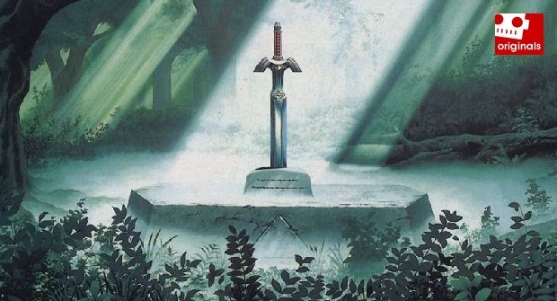 The magic of The Legend of Zelda screenshot