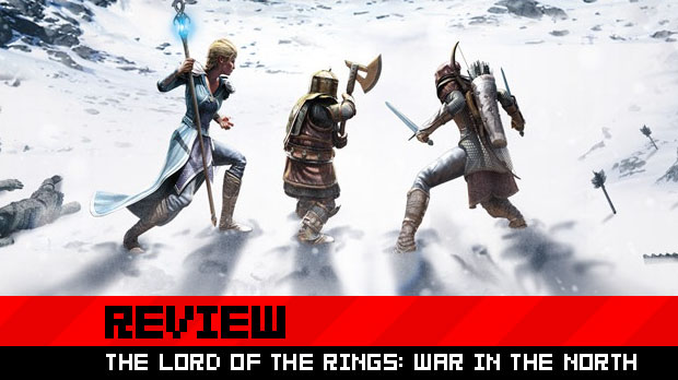 Review: The Lord of the Rings: War in the North photo
