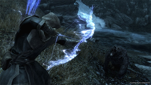 Yup, Xbox 360 players are still getting Skyrim DLC first screenshot