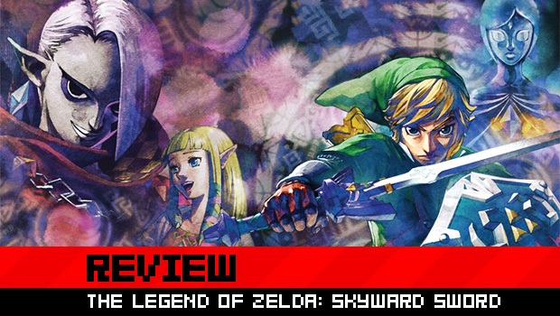 Review: The Legend of Zelda: Skyward Sword photo