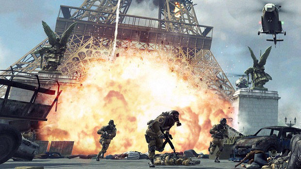 Review Call Of Duty Modern Warfare 3 Wii