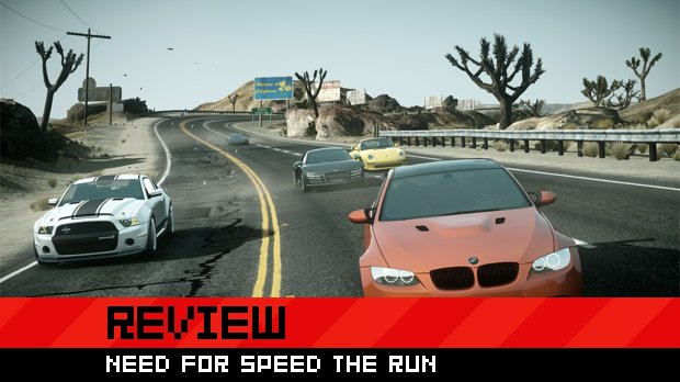 Review: Need for Speed The Run photo