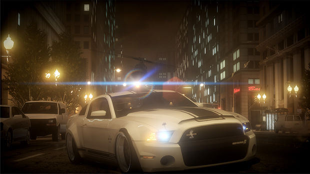 Need for speed naked