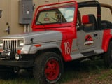 Telltale allegedly f*cks up man's Jurassic Park Jeep photo