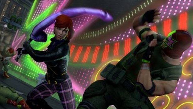 PS3-exclusive content not in Saints Row: The Third screenshot