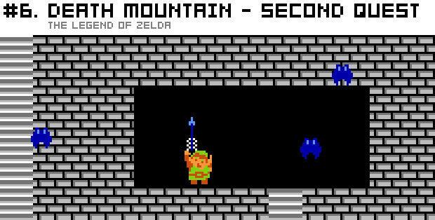 The ten most difficult Zelda dungeons EVER!