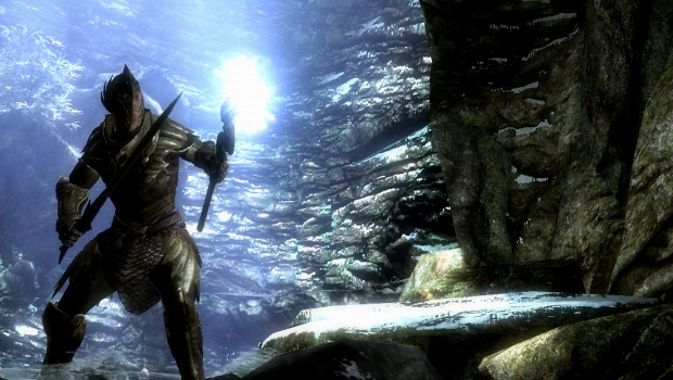 Skyrim lagging to a horrid degree on PS3 screenshot