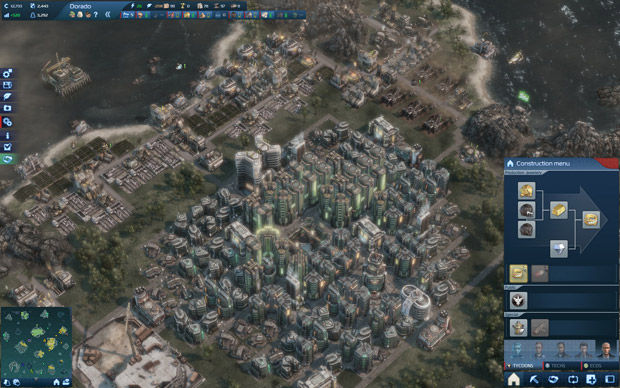 Review anno 2070 Good house map