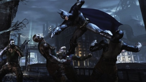Batman: Arkham City unplayable with DX11, patch coming screenshot