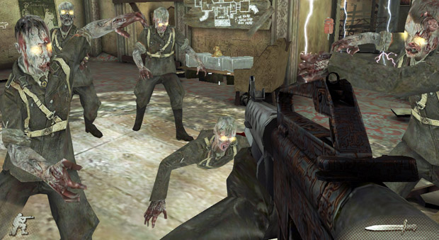 Room for more? Call of Duty: Black Ops Zombies on iOS photo