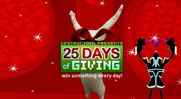 25 Days: Win The Baconing on Steam plus swag! photo