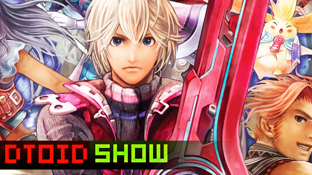 The DTOID Show: Xenoblade, Minecraft, and... Tetris? screenshot