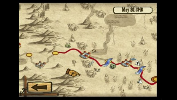 Oregon Trail is coming to the Wii?? screenshot