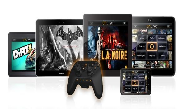 OnLive coming to mobile and tablet devices photo