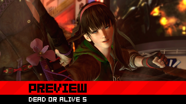 Dead or Alive 5 is 'fighting entertainment' at its finest screenshot