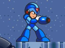 Mega Man X iOS remake is... umm... yeah... photo