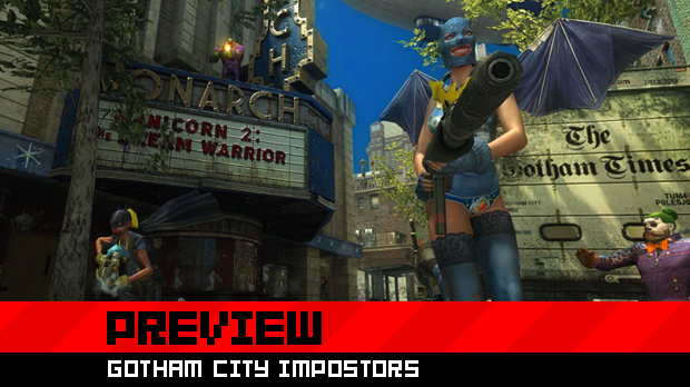 Hands-on with Gotham City Impostors photo