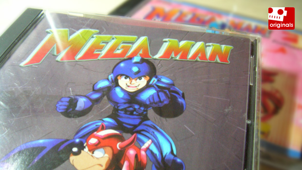 Mega Man TV OST photo