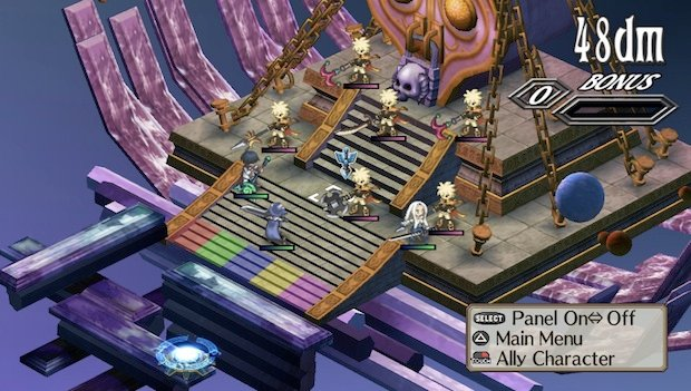 New PS Vita screens for Disgaea 3: Absence of Detention
