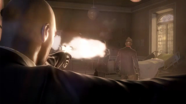 This Hitman: Absolution trailer is coming for you screenshot