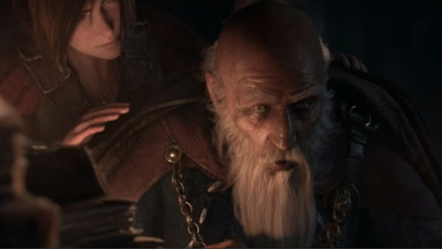 Diablo III intro cinematic is dramatic as hell screenshot