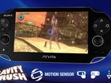 Gravity Rush for PS Vita looks hawt photo