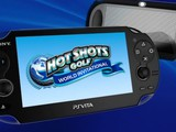 Hot Shots Golf: World Invitational's Vita touch functions photo