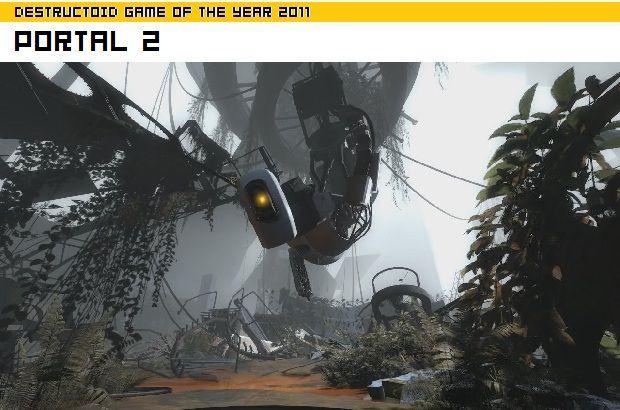 Winner Destructoid Game Year