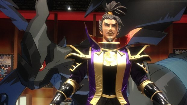 The Daily Hotness: Nobunaga's gotta catch'm all! screenshot