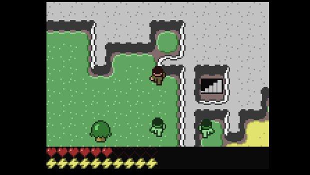 Hey, it's Ludum Dare 22 and Minicraft! - destructoid