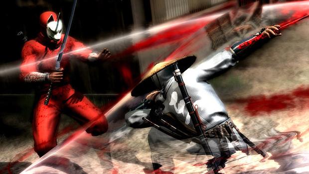 Stabby ninja blood-blood: Ninja Gaiden 3 screenshots screenshot