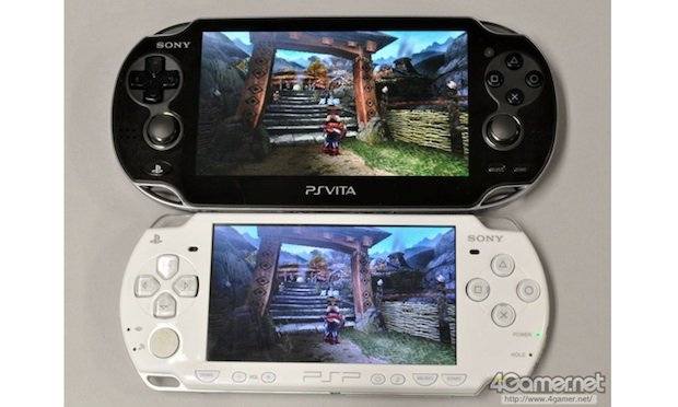 How Much Are Psp : Ps vita is not that much bigger than psp also innards