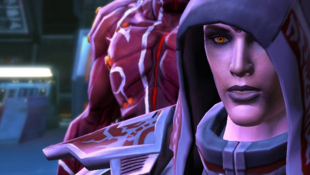 Meet Destructoid's Star Wars: The Old Republic characters photo