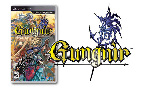 New Atlus game is Gungnir, coming June 12, 2012 screenshot