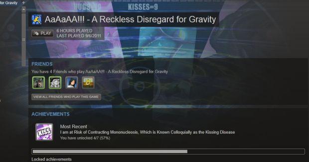 AaAaAA!!! Shortcut in Steam