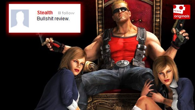 The wackiest Destructoid reviews of 2011 photo